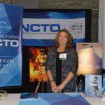 Robin Haynes, tesorera y directora de administración, del Concilio Nacional de Organizaciones  Textiles (National Council of  Textile Organizations).