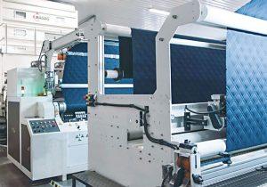 El sistema de alimentación directa (Direct Feeding System) por Masias puede utilizarse para una amplia variedad de fibras.