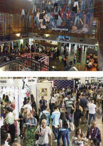 Tanto los visitantes como los expositores aprovecharon el networking, la energía y el optimismo en la feria.