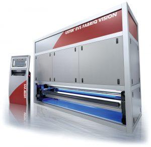 USTER® EVS FABRIQ VISION  aplica inspección  automatizada sin  necesidad de  verificación  manual.