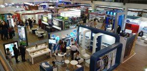 Apparel Sourcing Show 2019 contenía más de 200 puestos, que representaban en su mayoría a empresas de América Central.