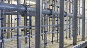 El sistema Weave Direct de Aesa Air Engineering, para las plantas existentes, mantiene las condiciones de la sala y el telar con un promedio de 8% menos roturas de urdimbre.