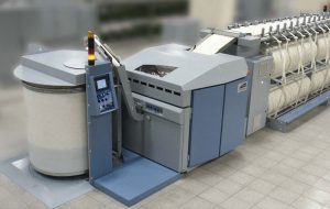 La máquina de Peinado ERA de NSC ofrece altos niveles constantes de limpieza con alta capacidad de producción y bajos costos operativos.